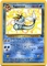 Pokemon Jungle Rare Card - Vaporeon 28/64