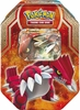 Pokemon Legends of Hoenn Groudon EX Collector's Tin