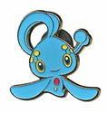 Pokemon Manaphy Collector's Pin