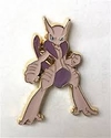 Pokemon Mega Mewtwo X Collectors Pin