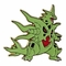 Pokemon Mega Tyranitar Pin