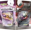 Pokemon Mewtwo vs Darkrai 2-Player Battle Arena Decks