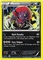 Pokemon Next Destinies Rare Card - Weavile 70/99