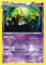 Pokemon Next Destinies Secret Rare Card - Chandelure 101/99