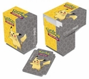 Pokemon Pikachu Full-View Deck Box
