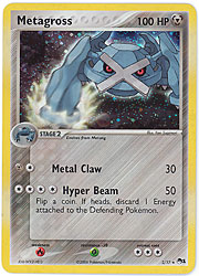 Pokemon Promo Card - Metagross (Holofoil) #2/17