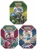 Shiny Kalos Tin Set of 3 - Shiny Xerneas EX, Shiny Yveltal EX, and Zygarde EX