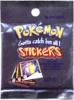 Pokemon Stickers Series One Pack
