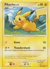 Pokemon Supreme Victors Common Card - Pikachu 120/147