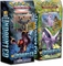 Pokemon Undaunted (HS3) Set of Both Theme Decks Daybreak & Nightfall