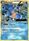Pokemon Unleashed Rare Promo Card - Blastoise 13/95