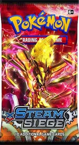 Pokemon XY Steam Siege Booster Pack