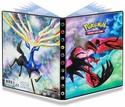 Pokemon XY Ultra-Pro 4-Pocket Portfolio