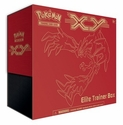 Pokemon XY Yveltal Elite Trainer Box