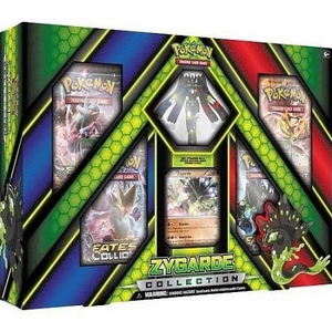 Pokemon Zygarde Collection Box