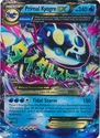 Primal Kyogre EX 55/160 - Oversized Pokemon Promo Card