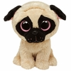 Pugsly the Pug Dog (Medium Size) - TY Beanie Boos