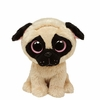 Pugsly the Pug Dog (Regular Size) - TY Beanie Boos