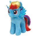 Rainbow Dash My Little Pony (Regular Size) - TY Beanie Baby