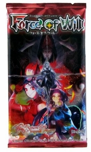 Return of the Dragon Emperor Force Of Will Booster Pack