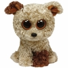 Rootbeer The Brown Dog (Medium Size) - TY Beanie Boos