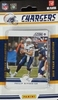 San Diego Chargers 2012 - 2013 Score / Panini NFL Football Card Team Set