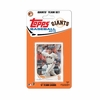 San Francisco Giants 2013 Topps Baseball Card Team Set