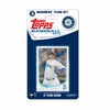 Seattle Mariners 2013 Topps Baseball Card Team Set