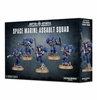 Space Marine Assault Squad - Warhammer