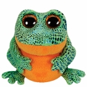 Speckles the Green Frog (Regular Size) - TY Beanie Boos