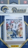St. Louis Rams 2012 - 2013 Score / Panini NFL Football Card Team Set