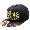 Star Wars 7 Poster Sublimated Snapback
