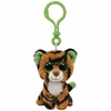 Stripes The Tiger (Plastic Key Clip) - TY Beanie Boos