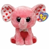 Tender The Pink Elephant (Medium Size) - TY Beanie Boos