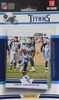 Tennessee Titans 2012 - 2013 Score / Panini NFL Football Card Team Set