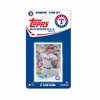 Texas Rangers 2013 Topps Baseball Card Team Set