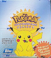 Topps Pokemon Cards Series 3 Pack