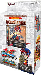 Trial Deck 4: Braves Explosion Starter Deck - Future Card Buddyfight