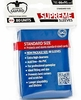 Ultimate Guard Supreme Standard Sized Sleeves - Blue (80 Card Sleeves)