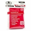 Ultimate Guard Supreme Standard Sized Sleeves - Red (80 Card Sleeves)