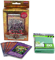 Ultimate YuGiOh The Lost Millennium Collector's Package