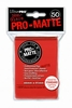 Ultra Pro Pro-Matte Standard Sized Sleeves - Peach (50 Card Sleeves)