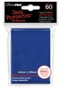 Ultra Pro Small Sized Sleeves - Blue (60 Card Sleeves)