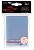 Ultra Pro Small Sized Sleeves - Clear (60 Card Sleeves)