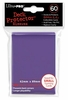 Ultra Pro Small Sized Sleeves - Purple (60 Card Sleeves)
