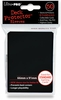 Ultra Pro Standard Sized Sleeves - Black (50 Card Sleeves)
