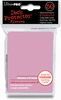 Ultra Pro Standard Sized Sleeves - Pink (50 Card Sleeves)