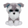 Whiskers the Schnauzer (Regular Size) - TY Beanie Boos