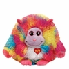 Willy The Tie-Dyed Monster (Medium Size) - TY Monstaz
