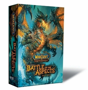 World of Warcraft Battle Of The Aspects Raid Deck